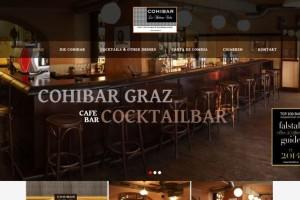 Die Cohibar in Graz