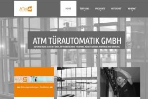 ATM Türautomatik GmbH Schiebetüren