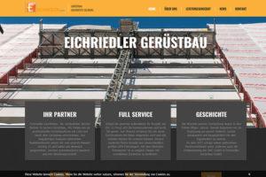 Eichriedler Gerüstbau Salzburg Hallein
