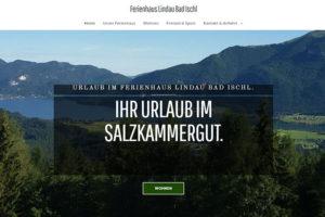 Ferienhaus Lindau Bad Ischl Wolfgangsee